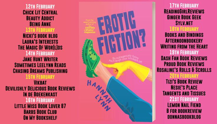 Erotic Fiction Full Tour Banner